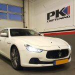 Maserati chiptuning utrecht rotterdam op locatie